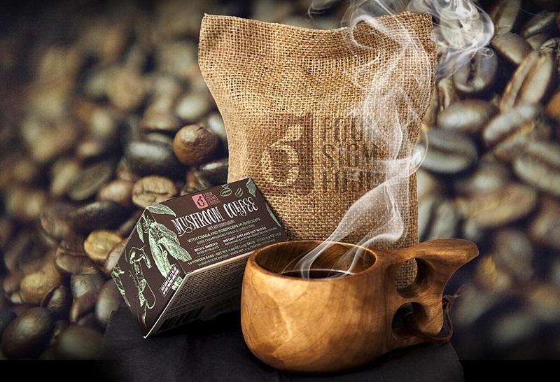 Yang Terbaru Di Industri Kopi: MUSHROOM COFFEE!